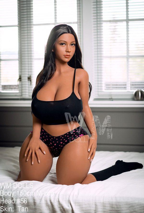 Brandy: Curvy Brunette Sex Doll